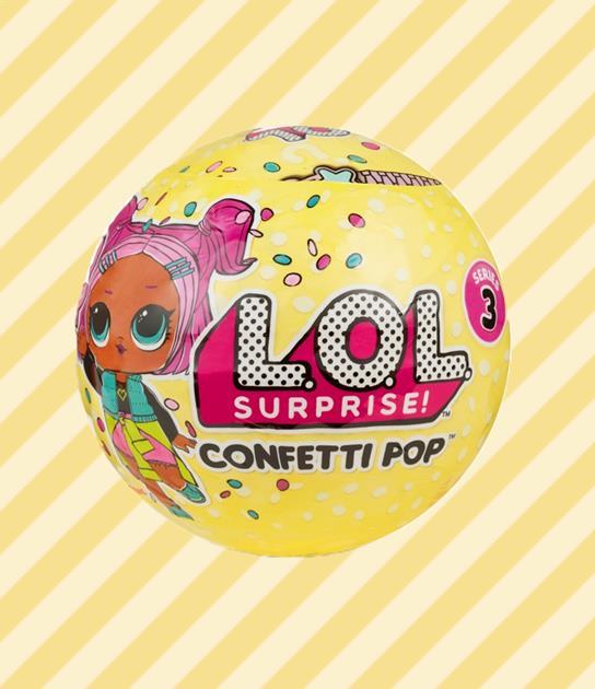 LOL Confetti POP original