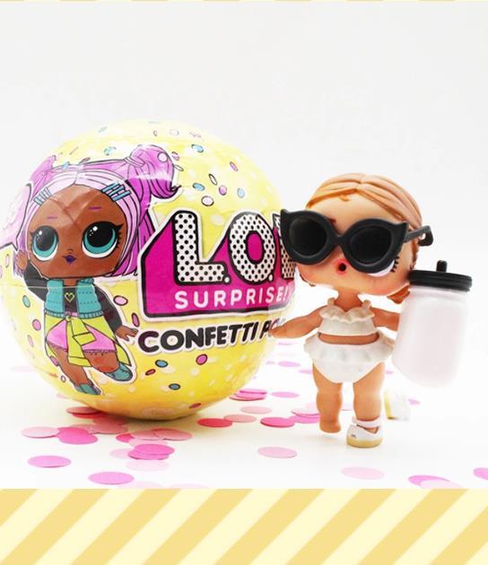 lol confetti pop Минск оригинал
