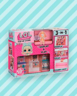 купить дисплей лол lol pop-up store минск