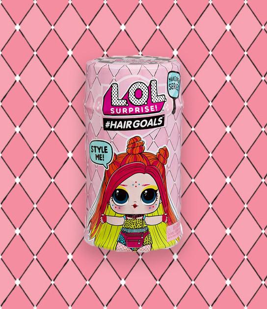 купить лол с волосами lol hairgoals 2 волны