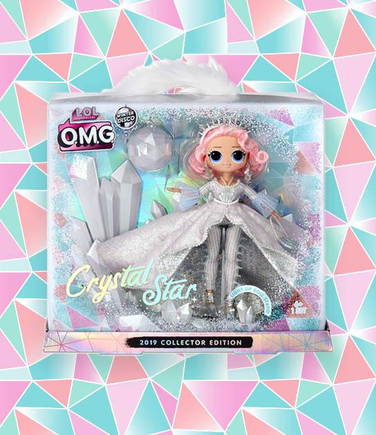 LOL OMG Crystal Star купить в минске