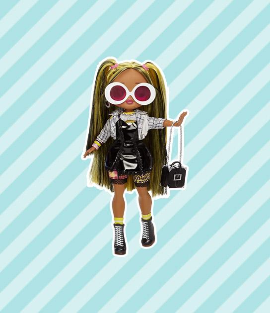 lol omg alt grrrl fashion doll