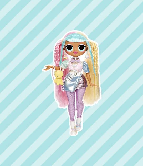 lol omg candylicious fashion doll