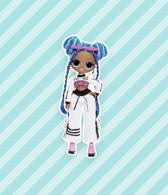 lol omg chillax fashion doll
