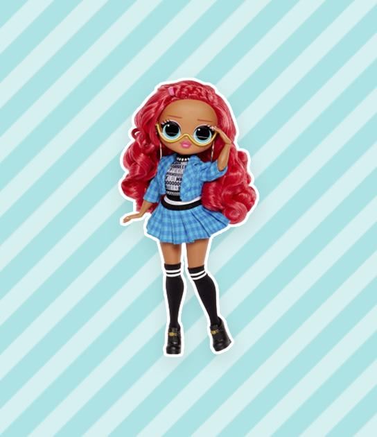lol omg class prez fashion doll