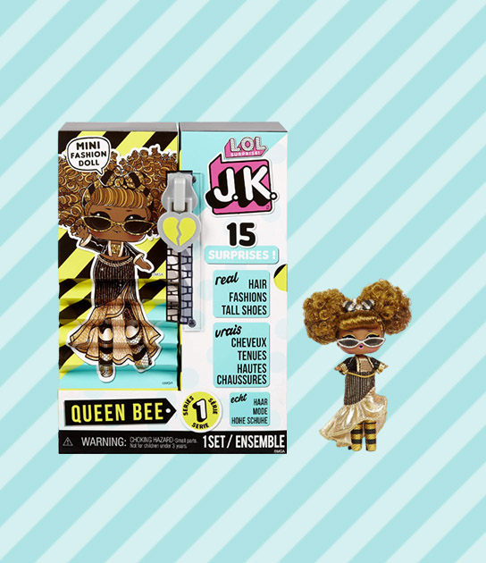 lol jk m.c. queen bee mini fashion doll