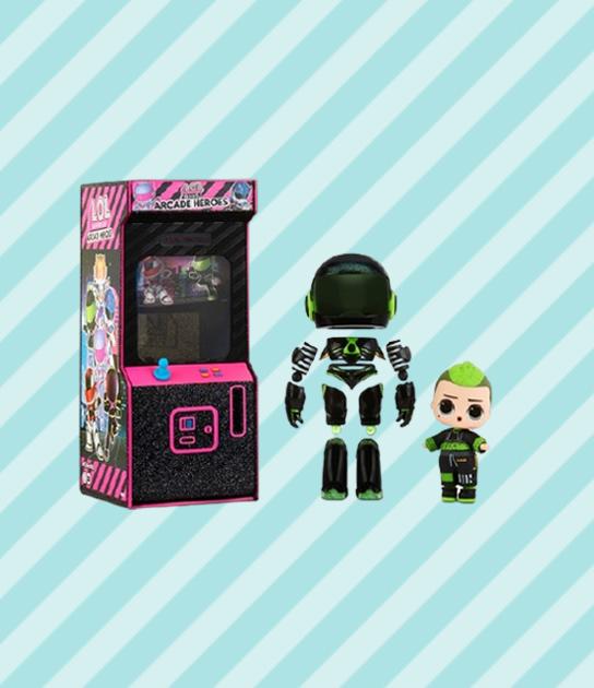 lol boys arcade heroes bhaddie bro chaos