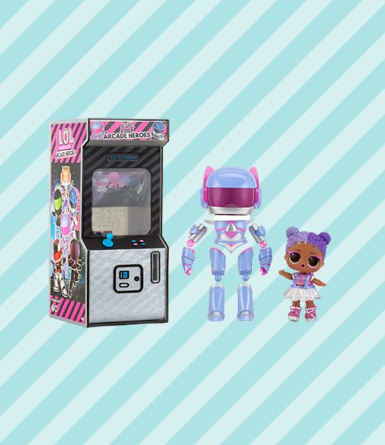 lol arcade heroes infinity queen