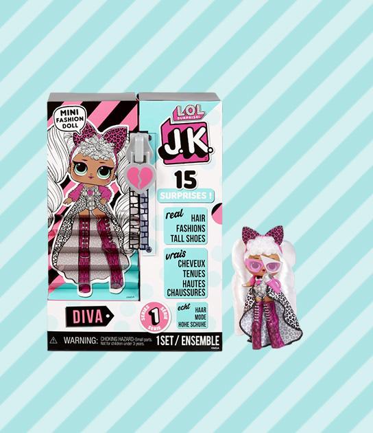 lol jk diva mini fashion doll