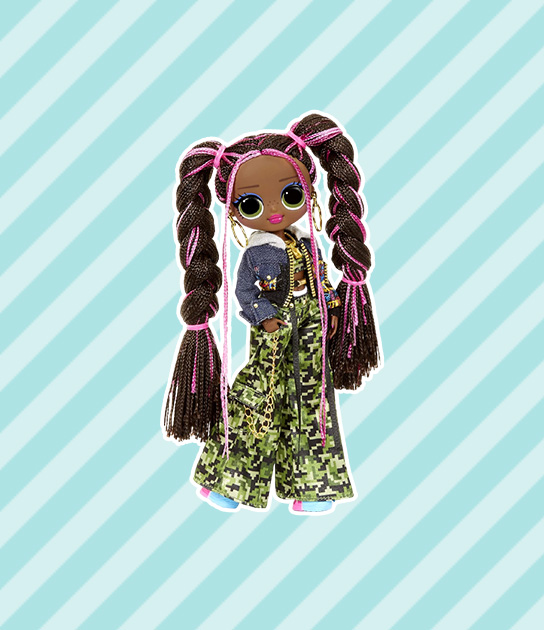 lol omg remix honeylicious fashion doll with music