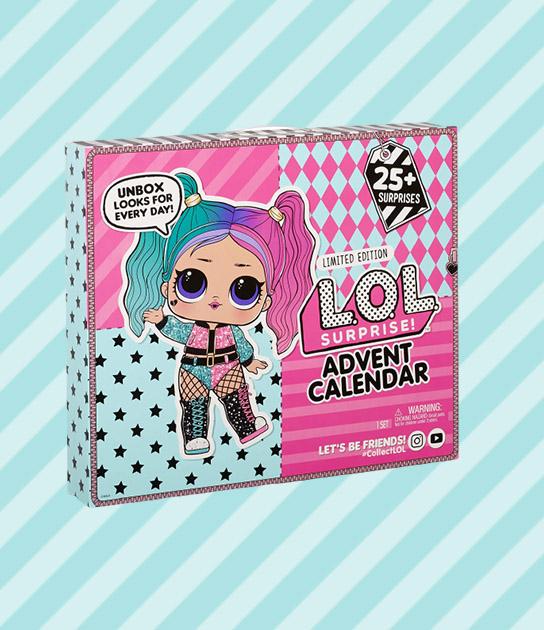 lol advent calendar ootd 2020