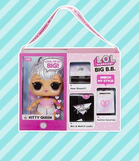 lol big b.b. kitty queen