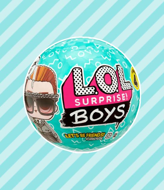 lol boys series 4