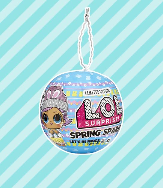 lol spring sparkle bunny hun