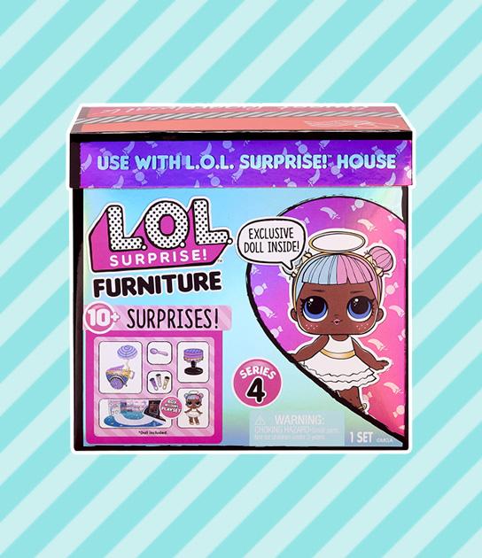 lol furniture Sweet Boardwalk with sugar doll